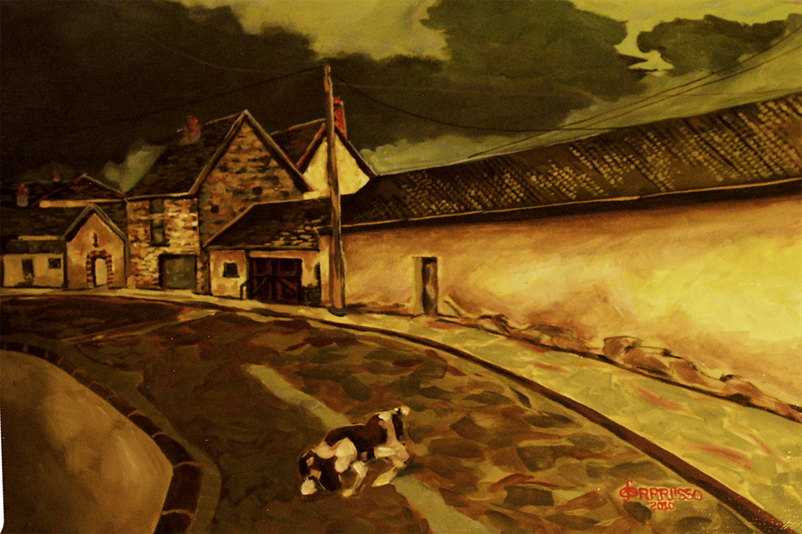MONTRACHET_BURGUNDY-_COOKIE_WALKING_ON_MAY_DAY_PAINTING___WEB__b_b______OCT_14_2010